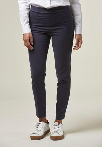 blue leggings trousers Angelico