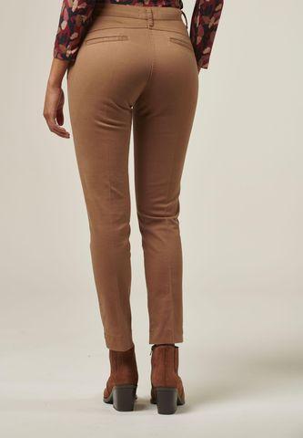 pantalone cammello chinos spacchetti Angelico