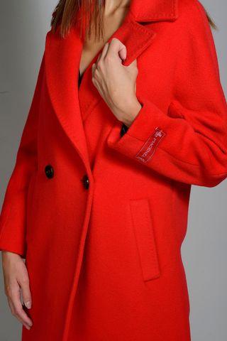cappotto rosso piacenza Angelico