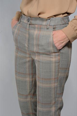 pantalone galles grigio-cammello sigaretta emme Angelico