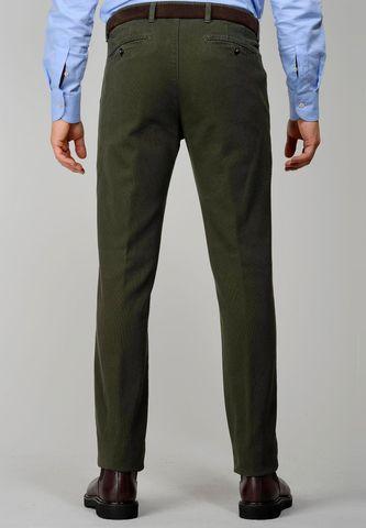 pantalone militare armatura nido ape tc slim Angelico