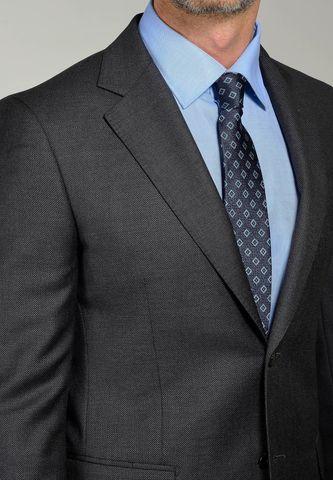 abito grigio scuro occhio di pernice Angelico