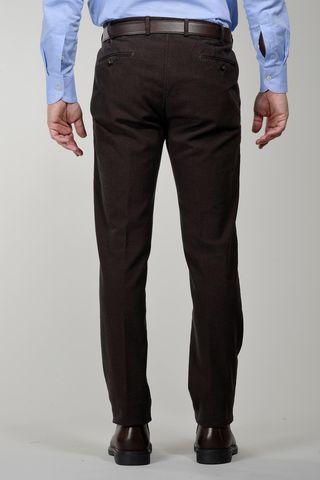 pantalone moro piedepoule tinto capo Angelico
