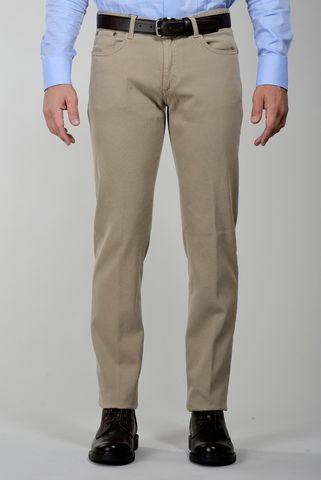 pantalone beige 5 tasche tc Angelico