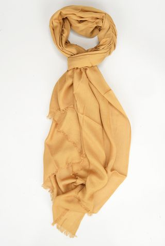 sciarpa senape unita modal Angelico