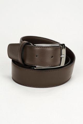 brown belt soft calfskin Angelico