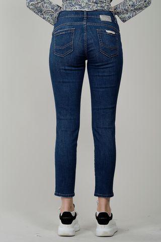jeans blu elasticizzato marella Angelico
