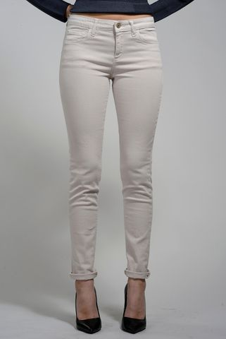 jeans beige push up kocca Angelico