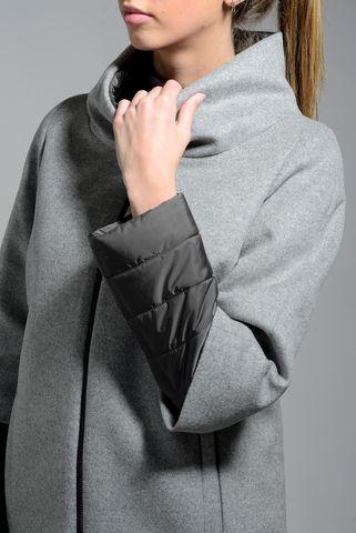 cappotto perla coreano doppia manica Angelico