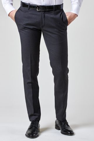 charcoal trousers 100s four seasons Angelico