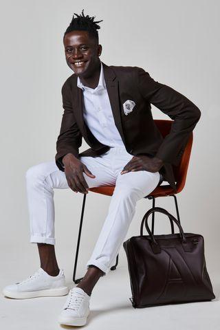 giacca moro sfoderata lana Angelico