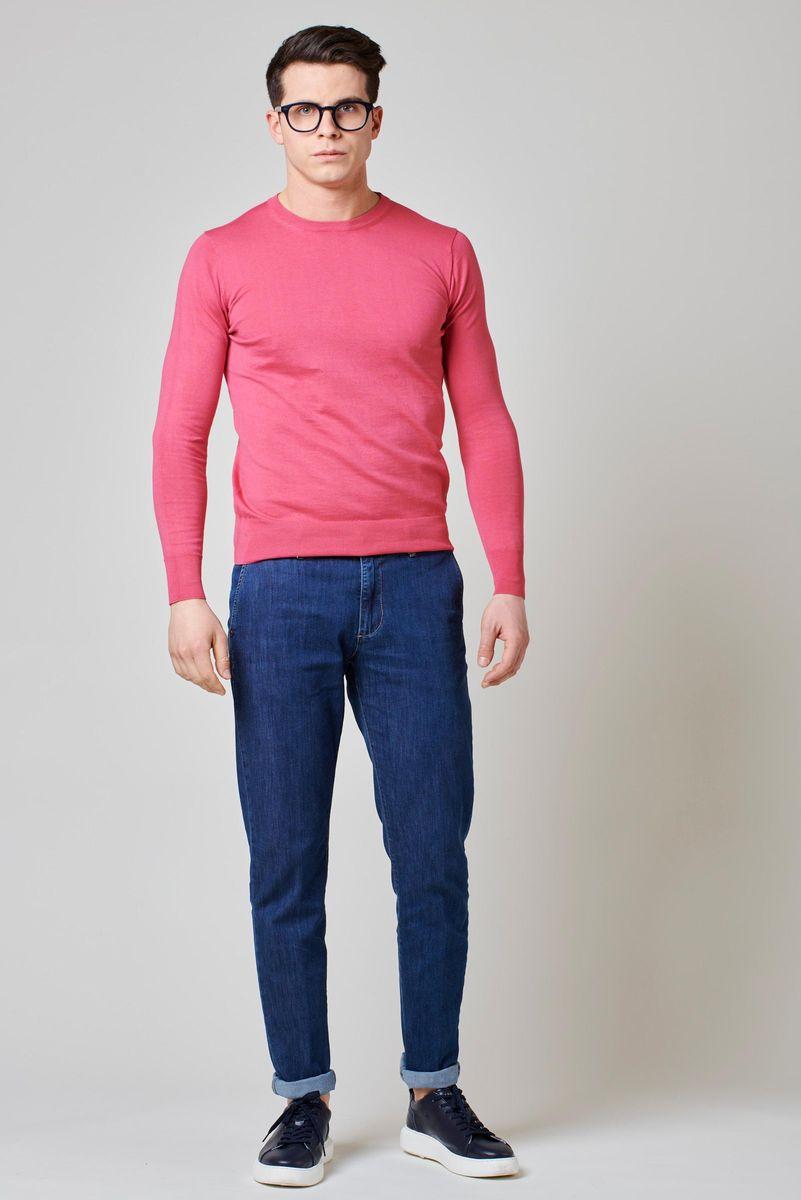 geranium cotton-silk-cashmere pullover Angelico