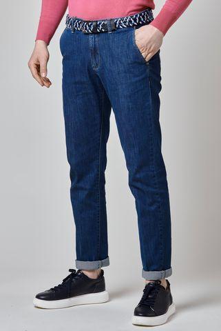 america 5 pocket jeans slim Angelico