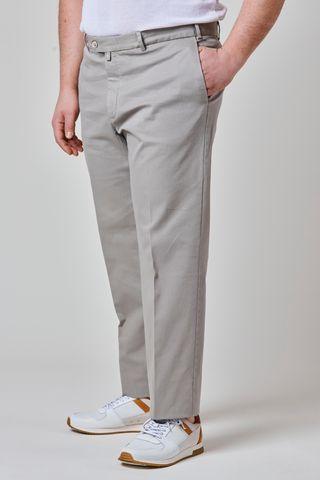 pantalone mastice cotone comodo Angelico