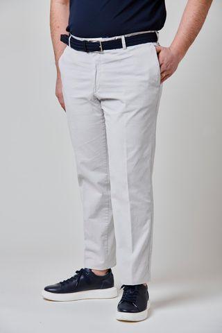 Pantalone ghiaccio gabardine comodo Angelico