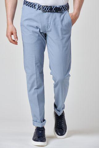 pantalone azzurro armatura fine Angelico