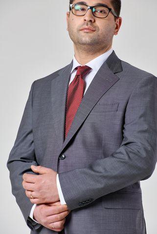 abito grigio medio 100s comodo Angelico