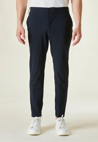 pantalone blu sensitive vita elastica slim Angelico
