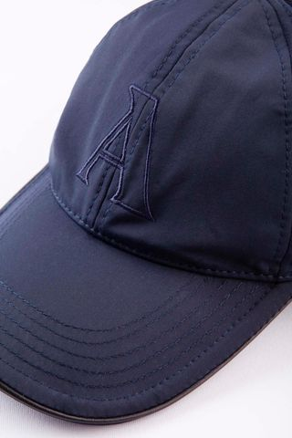 cappellino blu sensitive dynamic visiera Angelico