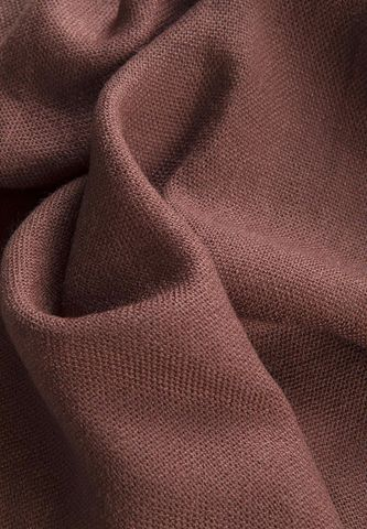 vine red solid scarf Angelico