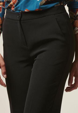 pantalone nero palazzo Angelico