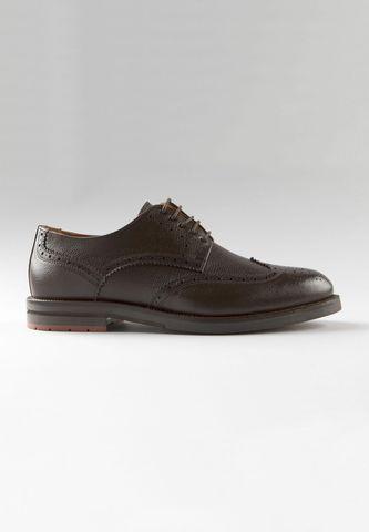 scarpa moro oxford inglese Angelico