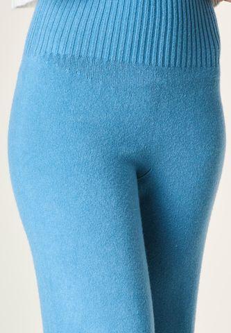 pantalone azzurro maglia zampa Angelico