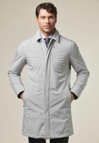 technical pearl thermolite coat Angelico