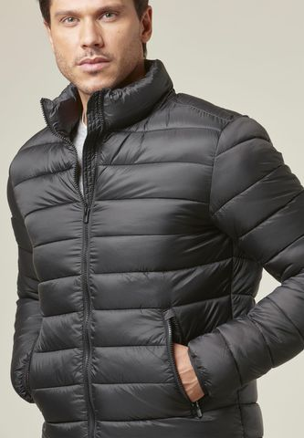 black jacket eco-down Angelico